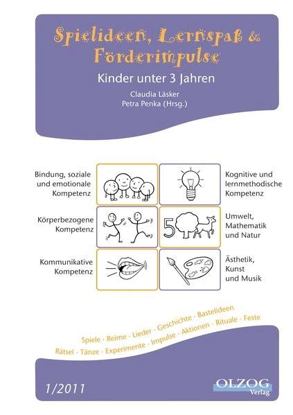 Spielideen, Lernspaß & Förderimpulse | Läsker / Penka | Loseblattwerk mit 18. Aktualisierung, 2011 (Cover)