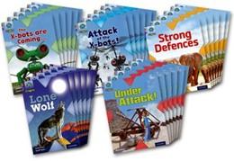 Abbildung von McGowan / Gowar / Gates | Project X Origins: Brown Book Band, Oxford Level 11: Strong Defences: Class Pack of 30 | 2014