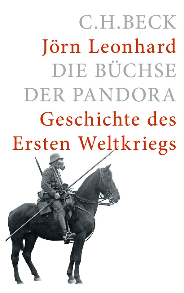 Die Büchse der Pandora | Leonhard, Jörn | 5., durchgesehene und um ein Sachregister erweiterte Auflage, 2014 | Buch (Cover)