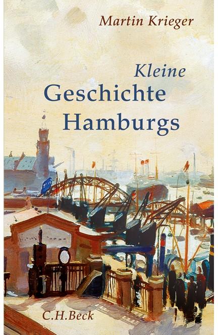 Cover: Martin Krieger, Kleine Geschichte Hamburgs