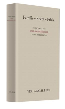 Abbildung von Familie - Recht - Ethik | 1. Auflage | 2014 | beck-shop.de