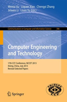 Abbildung von Xu / Xiao / Zhang / Li / Yu | Computer Engineering and Technology | 2013 | 17th National Conference, NCCE... | 396