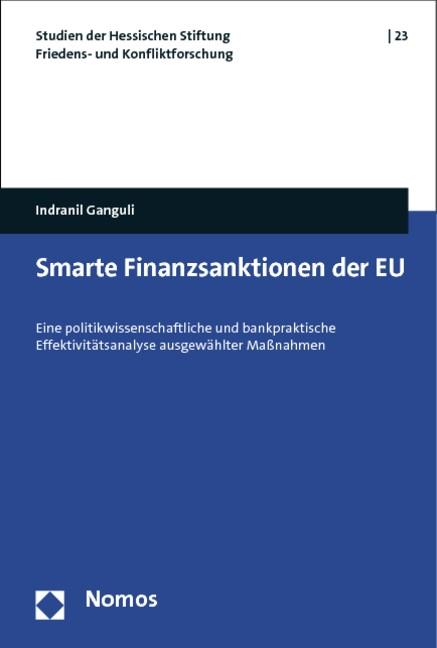 Smarte Finanzsanktionen der EU | Ganguli, 2013 | Buch (Cover)
