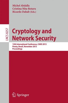 Abbildung von Abdalla / Nita-Rotaru / Dahab | Cryptology and Network Security | 2013 | 12th International Conference,...