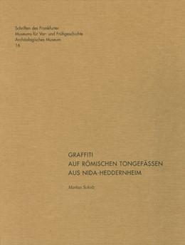 Abbildung von Scholz | Graffiti auf römischen Tongefäßen aus NIDA-Heddernheim | 1999 | 16