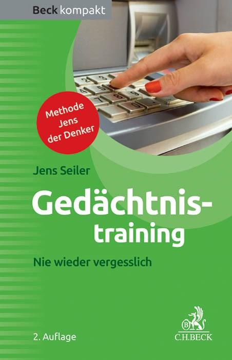 Gedächtnistraining | Seiler | 2. Auflage, 2014 | Buch (Cover)