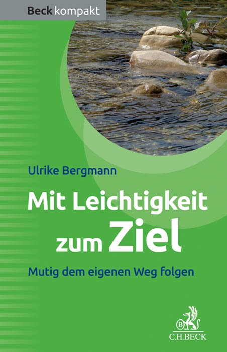 Mit Leichtigkeit zum Ziel | Bergmann | Buch (Cover)