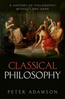 Abbildung von Adamson | Classical Philosophy | 2014 | A history of philosophy withou...