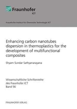 Abbildung von Sathyanarayana / | Enhancing carbon nanotubes dispersion in thermoplastics for the development of multifunctional composites. | 2013