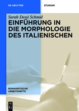 Abbildung von Dessì Schmid | Einführung in die Morphologie des Italienischen | 1. Auflage | 2021 | 61 | beck-shop.de