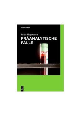 Abbildung von Hagemann | Präanalytische Fälle | 1. Auflage | 2014 | beck-shop.de