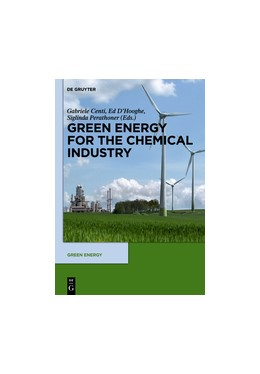 Abbildung von Centi / Perathoner / d'Hooghe | Green Energy and Resources for the Chemical Industry