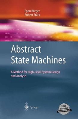 Abbildung von Börger / Stärk   Abstract State Machines   2013   A Method for High-Level System...