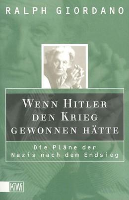Abbildung von Giordano | Wenn Hitler den Krieg gewonnen hätte | 2000