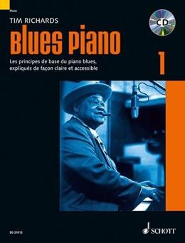 Abbildung von Richards | Blues Piano | 2014 | Blues-Schéma - Blue Notes - Im...