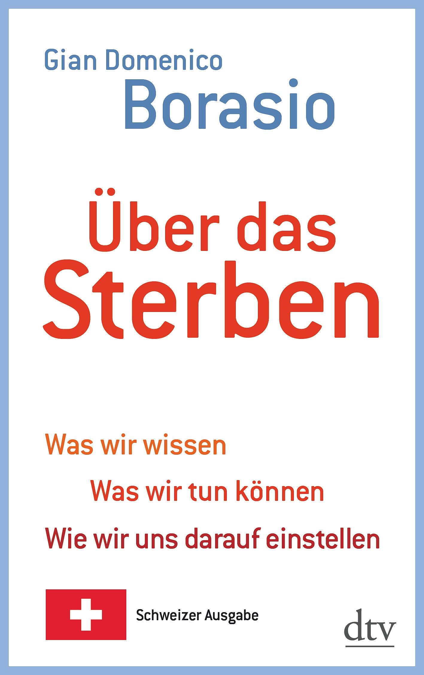 Über das Sterben | Borasio, 2014 | Buch (Cover)