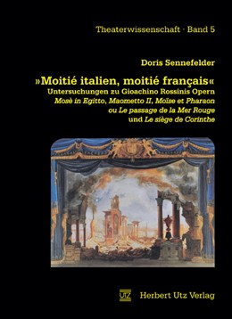 Abbildung von Sennefelder   Moitié italien, moitié français   1. Auflage   2007   5   beck-shop.de