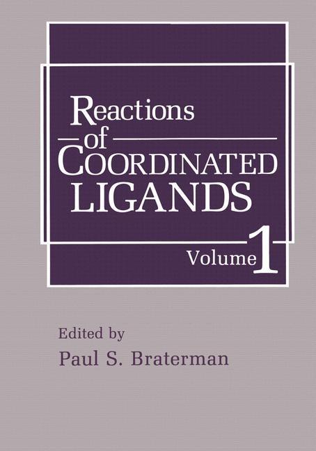 Abbildung von Braterman | Reactions of Coordinated Ligands | 2011
