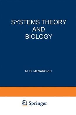 Abbildung von Mesarovic   Systems Theory and Biology   1. Auflage   2013   beck-shop.de
