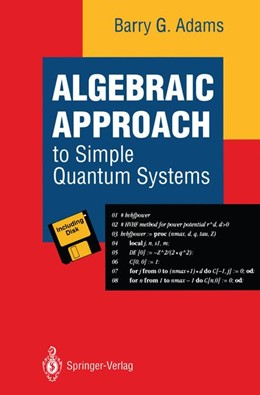 Abbildung von Adams | Algebraic Approach to Simple Quantum Systems | 1994 | With Applications to Perturbat...
