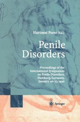 Abbildung von Porst | Penile Disorders | 1997 | International Symposium on Pen...