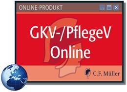 Abbildung von Behr | GKV-/PflegeV-Kommentar • Online | 1. Auflage | | beck-shop.de
