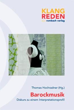 Abbildung von Hochradner | Barockmusik | 2013 | Diskurs zu einem Interpretatio... | 10