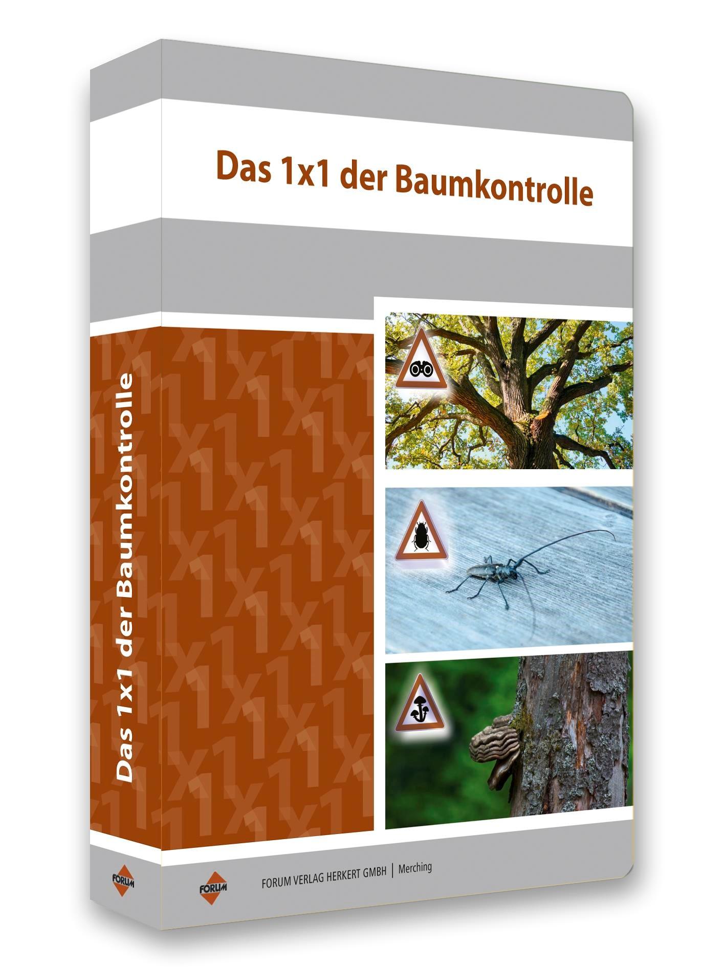 Das 1x1 der Baumkontrolle, 2014 | Buch (Cover)