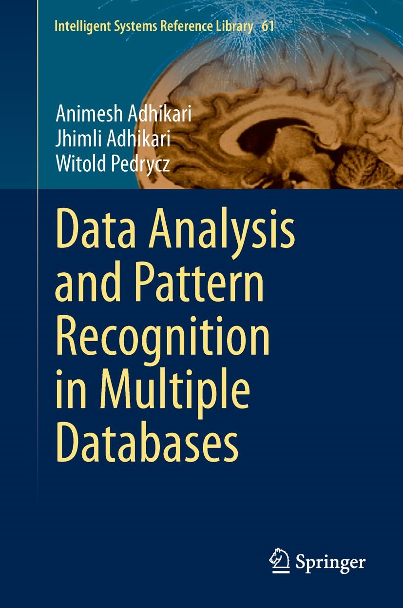 Data Analysis and Pattern Recognition in Multiple Databases | Adhikari / Pedrycz, 2013 | Buch (Cover)