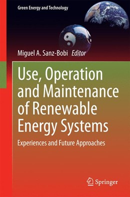 Abbildung von Sanz-Bobi | Use, Operation and Maintenance of Renewable Energy Systems | 2014 | Experiences and Future Approac...