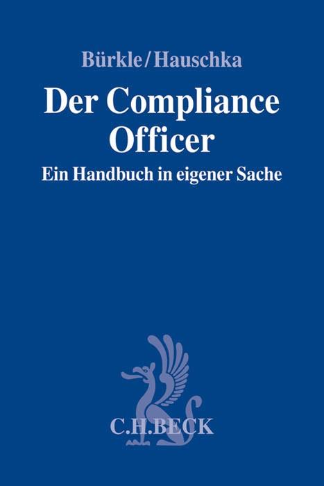 Abbildung von Bürkle / Hauschka   Der Compliance Officer   2015