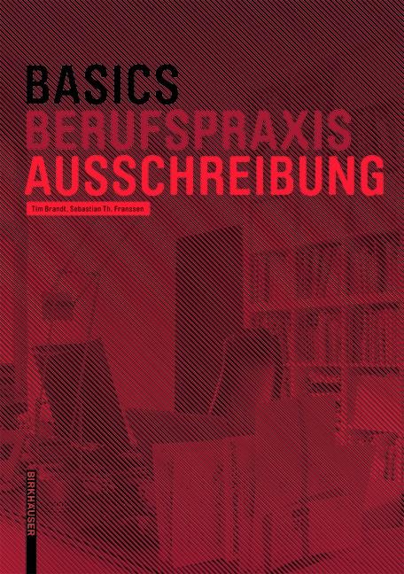 Basics Ausschreibung | Brandt / Franssen, 2014 | Buch (Cover)
