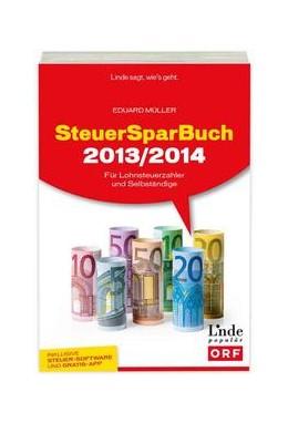 Abbildung von Müller | SteuerSparBuch 2013/2014 | 1. Auflage 2013 | 2013 | Für Lohnsteuerzahler und Selbs...