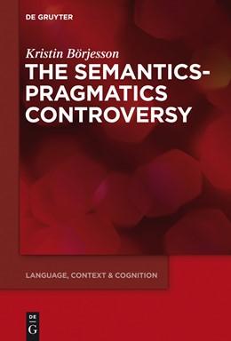 Abbildung von Börjesson | The Semantics-Pragmatics Controversy | 2014 | 14