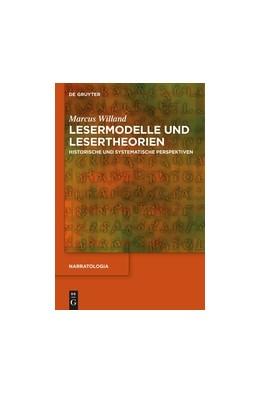 Abbildung von Willand | Lesermodelle und Lesertheorien | 2014 | Rekonstruktion, Klassifikation... | 41