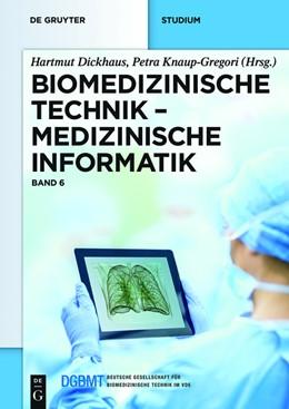 Abbildung von Dickhaus / Knaup-Gregori   Medizinische Informatik   2015   Band 6: Medizinische Informati...