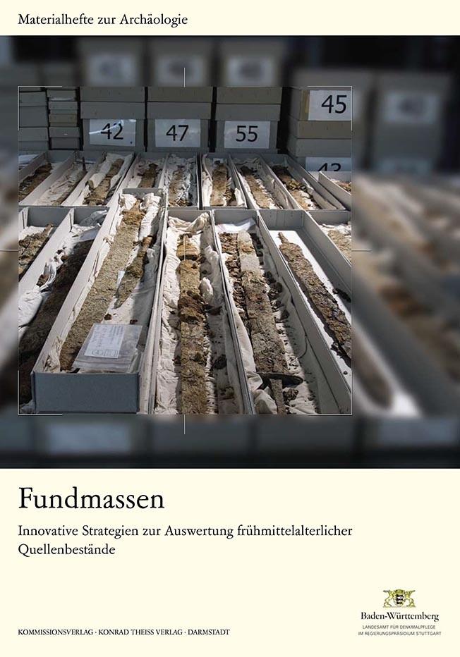 Fundmassen | Brather / Krauße | 1., Auflage, 2013 | Buch (Cover)