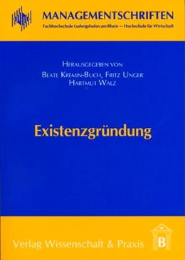 Abbildung von Kremin-Buch / Unger / Walz | Existenzgründung | 2005 | 8