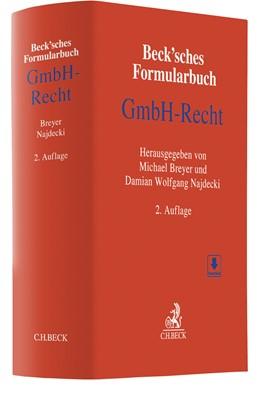 Abbildung von Lorz / Pfisterer / Gerber   Beck'sches Formularbuch GmbH-Recht   2. Auflage   2020