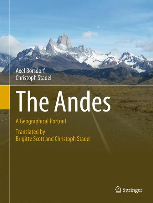 The Andes | Borsdorf / Stadel, 2015 | Buch (Cover)