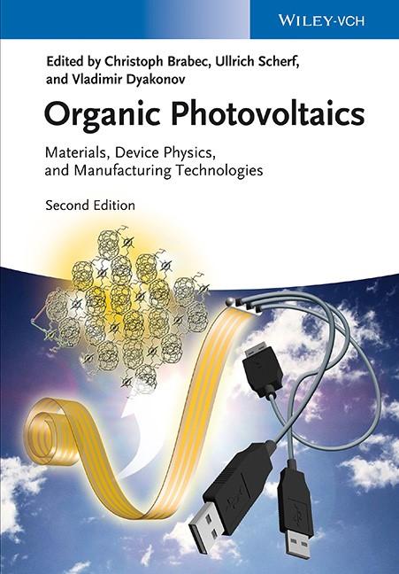 Organic Photovoltaics | Brabec / Scherf / Dyakonov, 2014 | Buch (Cover)