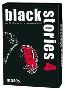 Abbildung von Bösch   Black Stories 04   2008   50 rabenschwarze Rätsel