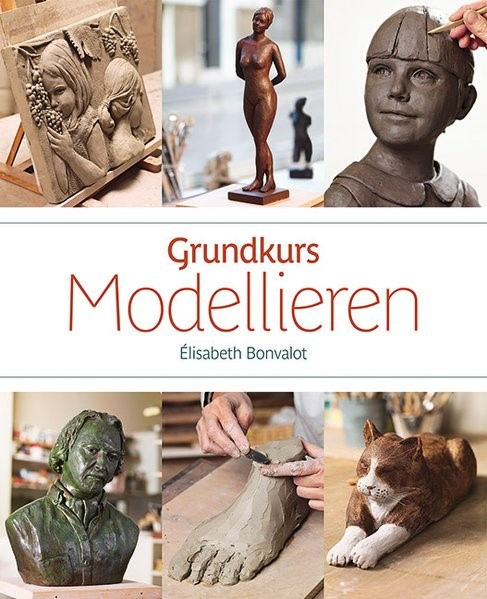 Grundkurs Modellieren   Bonvalot, 2013   Buch (Cover)