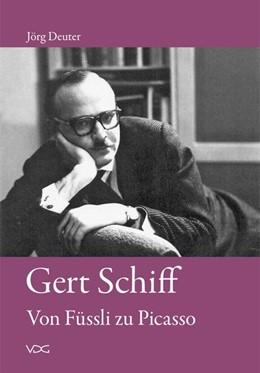 Abbildung von Deuter   Gert SchiffVon Füssli zu Picasso   1. Auflage   2014   beck-shop.de