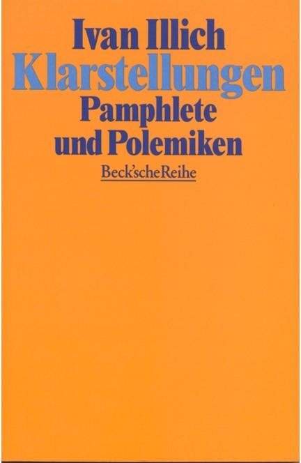 Cover: Ivan Illich, Klarstellungen