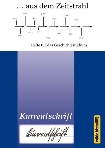 Kurrentschrift   Acquarelli, 2013   Buch (Cover)