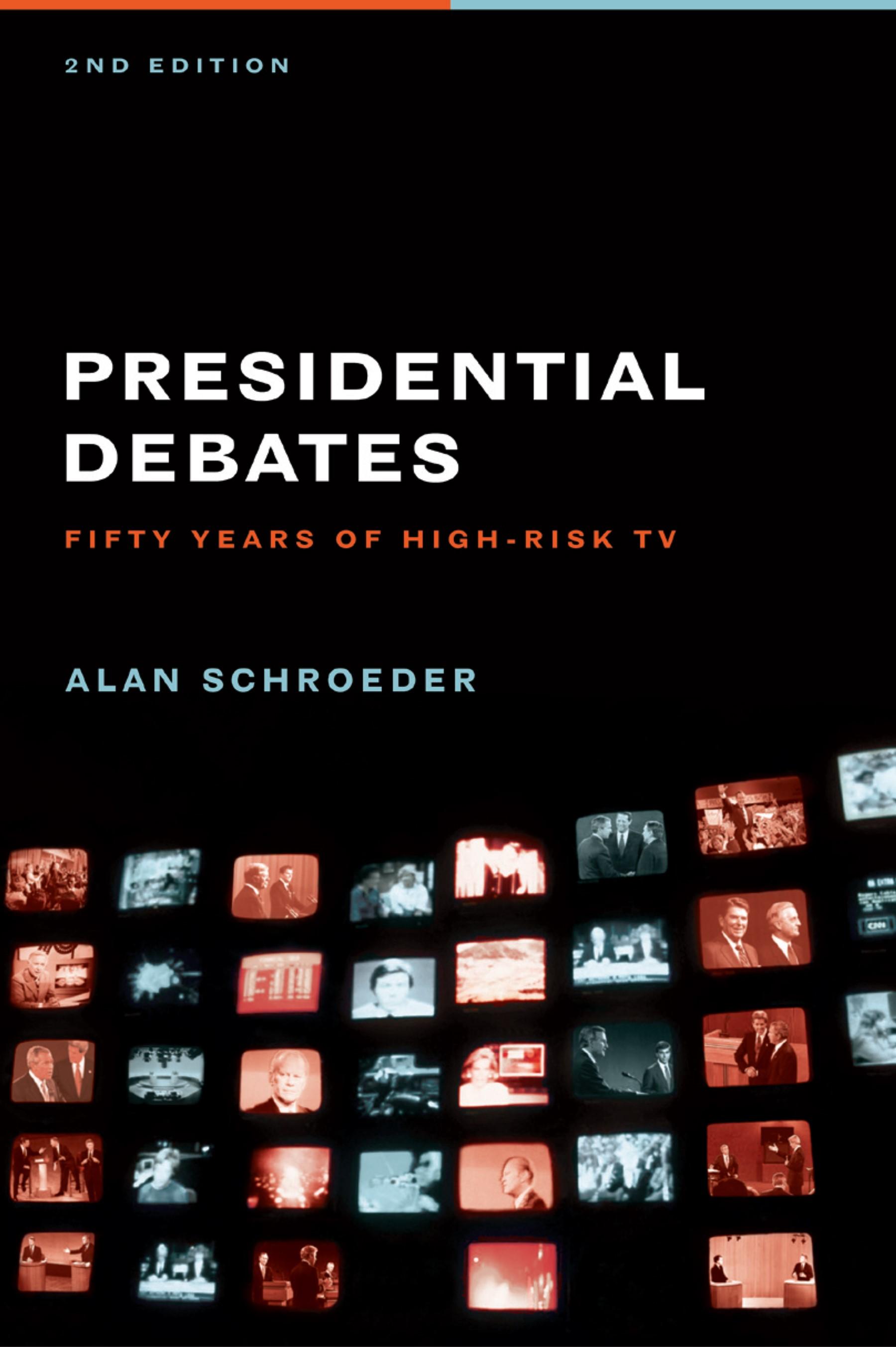 Abbildung von Schroeder | Presidential Debates | second edition | 2008