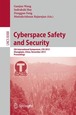 Abbildung von Wang / Ray | Cyberspace Safety and Security | 1. Auflage | 2013 | 8300 | beck-shop.de