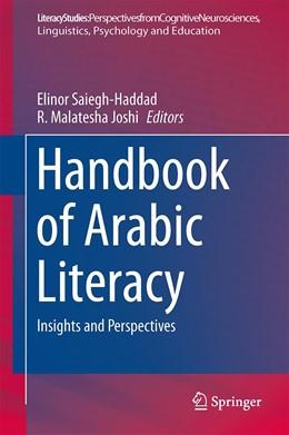 Abbildung von Saiegh-Haddad / Joshi | Handbook of Arabic Literacy | 2014 | Insights and Perspectives | 9