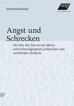Abbildung von Donhauser   Angst und Schrecken     Die Idee des Terrors als Mitte...